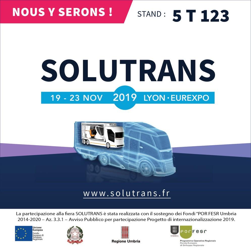TECNOKAR TRAILERS & LEGRAS we wait you at LIONE for SOLUTRANS 2019
